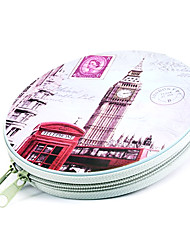 Moderne Eisen Big Ben Print CD Case (24X)