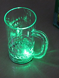 Beer&Cola Mug With LED Light Flashing