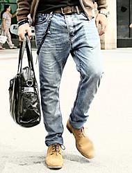 Men's Jeans , Casual Denim