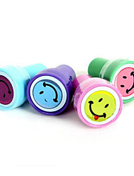 Smiling Face Seals Set(4 PCS)