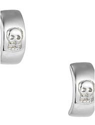 Sterling Silver Boucles d'oreilles Charme