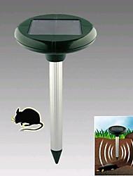 Conversion de fréquence solaires Mole Repeller tueur de moustique lumière tueur de parasite feux en plein air