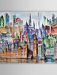 Toiles tendues Art de vacances à Londres en 2006 par Rita Auerbach