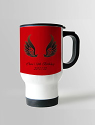 Personalized Vehicle-mounted Cup - Angel Wings (More Colors)
