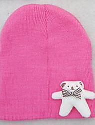 3D ours le chapeau des enfants