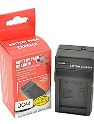 DSTE DC44 Chargeur pour Samsung SLB-0837B SLB-1137D IA-BH130LB Batterie