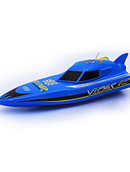 3-CH Radio Control R / C Racing Boot Blue