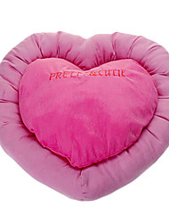Comfortable Loving Heart Shaped Cutie Bed for Pets Dogs