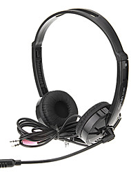 DT-385 Super-Bass High Quality Headphones With MIC For Computer