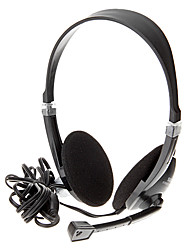 V31S Stereo Super-Bass On-Ear Headohones Voor Computer