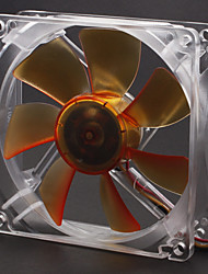 AK-184-L2B 9.2cm Ultra Quiet Long Life PC Case Fan