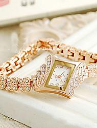 Meizhilan Luxury Diamond Decorative Bracelet Watch