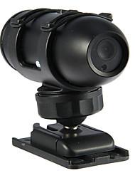 HD 1080p 10M Waterproof 130 graus de largura Camcorder Ação Angle