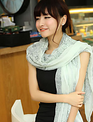 Alin-kiss Fashion Chiffon Scarf(SJ020)