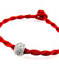 Honeybaby chanceux bracelet de perles Red Line