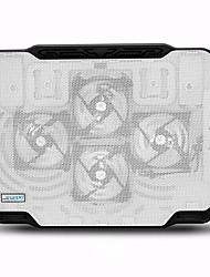 Élégant glace 1 Premium: Coolcold 4 Usb 2.0 Refroidissement Port 4-Fan Pad pour ordinateurs portables