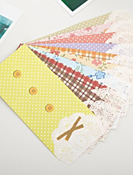 Clothing Design Envelopes 5 PCS(Random Color)