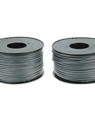 Reprapper 3D Printer Consumables Silver Color (Optional Wire Diameter and Material) 1 Piece
