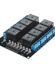 8-канальный релейный модуль расширения ввода для (для Arduino)