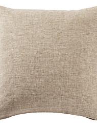 """18 """"Solid poliéster almohada decorativa moderna Con Insert"""