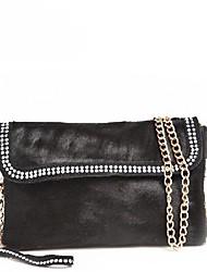 EUNI Trendy Leather Tote/Crossbody