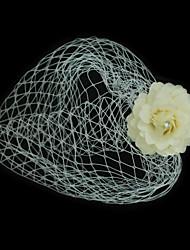 Fabric Facinators Wedding Headpieces