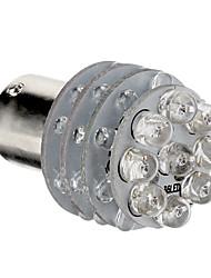 1157 3W 36 LED 100-120LM 6000K fraîche Ampoule LED lumière blanche pour la voiture (12V, 2pcs)