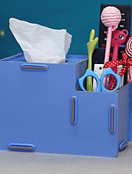 mignon boîte de tissu multifonctionnel de style européen - 4 couleurs available