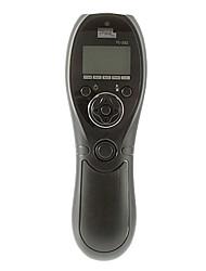 TC-252 S1 Wired Camera Timer Control remoto para Sony Komica Minolta