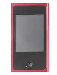 2,0 polegadas mp4 player (8GB)