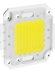 DIY 80W 6350-6400LM 2400mA 6000-6500K Cool White Light Integrated LED Module (30-36V)