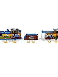 Thomas Ensemble électrique ferroviaire de train de jouet