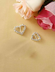 Heart Table Confetti for Wedding Decoration (Random Size)
