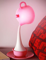 Работа в команде Розовый чай Порт Настольная лампа