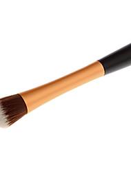 1 Pincel para Pó Escova de Nailom Rosto