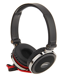 Beevo BV-HM700 Stereo High Quality Packable Folding Headphones With MIC For Computer,Mobile Phone,iPad,iPod