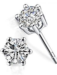Honeybaby diamant d'oreille de goujon