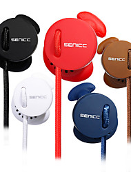 SENICC iC7 Fashionable 3.5mm Earphone with Remote and Mic for iPhone,Samsung,HTC,iPod