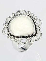 Vintage anel de liga de zinco LTJS-JZ001