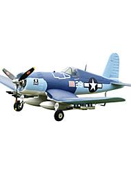 Top Hobby RC F4U 4CH EPO RC Airplane RTF (blu)
