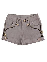 Women's Pants , Cotton Casual Meiyishen