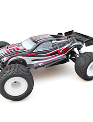 1/8 4WD Nitro Truggy RTR RC PRO (Red & Black)
