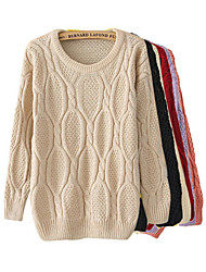 FEIDEAR Women's Ribbed Sweater