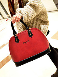 Caelyn Women's Red Small Shell Shape Bag(16*33*26)
