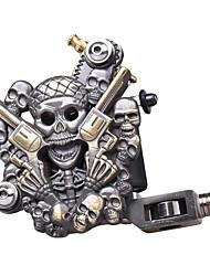 Cast Iron Empaistic Coil Tattoo Machine Gun for Liner