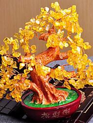SM Yellow Crystal Pachira Macrocarpa