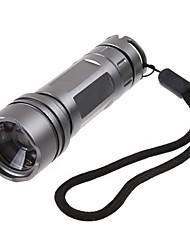 Luci Torce LED / Lanterne e lampade da tenda / Torce LED 180 Lumens 3 Modo Cree XR-E Q5 14500 / AA Impermeabili