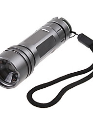 Beleuchtung LED Taschenlampen / Laternen & Zeltlichter / Hand Taschenlampen LED 180 Lumen 3 Modus Cree XR-E Q5 14500 / AA Wasserdicht
