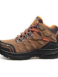 Women's Brown Wearproof Hiking Shoes