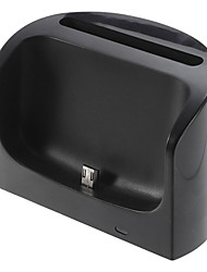 Dock Station double Sync Chargeur Cradle Stand pour Samsung Galaxy i9500 S4